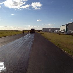 Micro-Surfacing is a proven technology used on asphalt runways. It's a great tool used in remote locations
