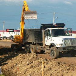 Dump Truck Rental