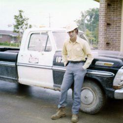 Paul Arnill 1971