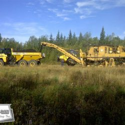 Full depth milling was the application used to decommission an old runway. The millings were then stockpiled and sold to a contractor to be recycled in an asphalt plant