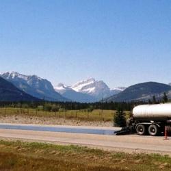 Chip Sealing Highway 1