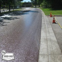 With multiple experienced crews in Western Canada, West-Can is able to offer top notch service and workmanship. A well placed micro system is difficult to distinguish from freshly laid hot mix asphalt.