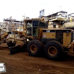Site graveling and grading improve safety and user comfort