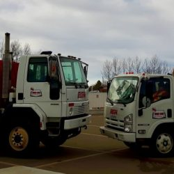 Elgin street sweepers are available for rent