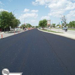 Micro-surfacing is an excellent way to promote green alternatives