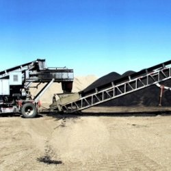 Do you have gravel sources? Are you looking for an innovative solution? Please feel free to inquire about one of our industry leading solutions.