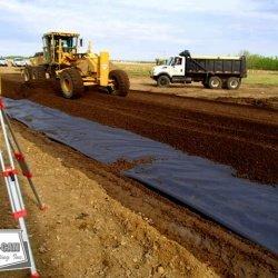 Site roadwork