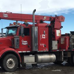 8 Tonne Picker Truck Rental