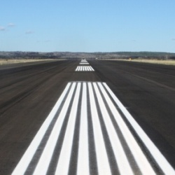 Type 2 Micro-Surfacing on northern airport